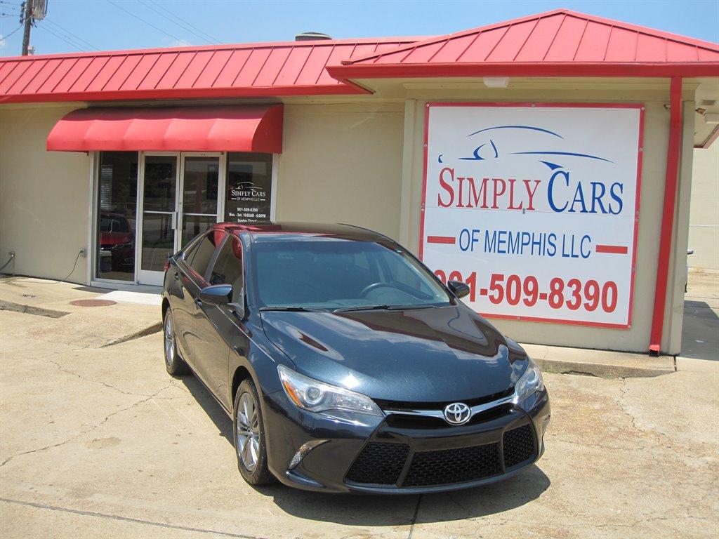 Used Cars Memphis Tn >> 2016 Toyota Camry Sc53779 Simply Cars Of Memphis Llc