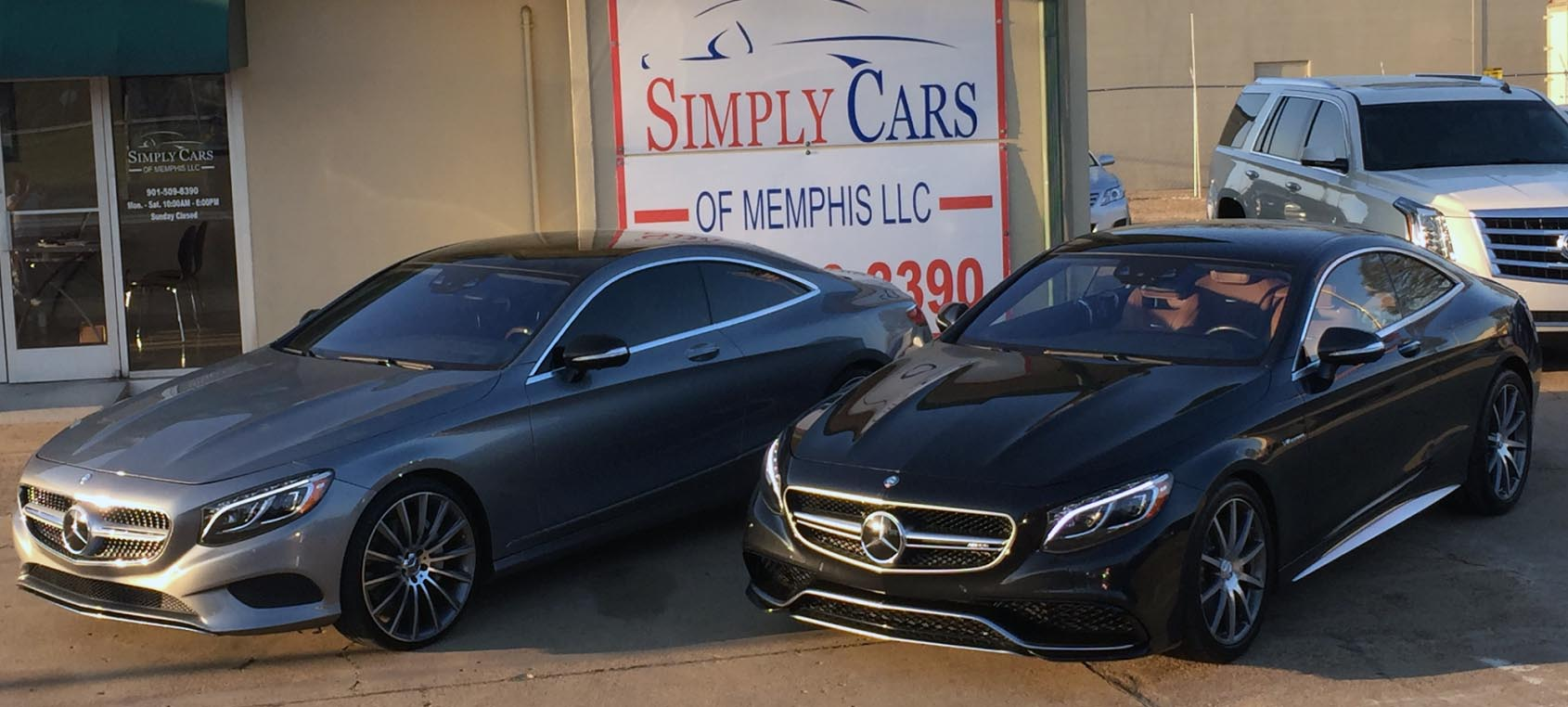 Home | Simply Cars of Memphis, LLC. | Used Cars For Sale - Memphis, TN